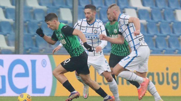 inter, sassuolo, SERIE A, Sicilia, Calcio