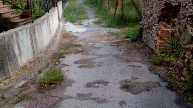 dissesto idrogeologico, villafranca tirrena, Messina, Cronaca