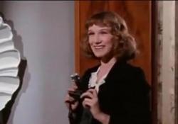 Addio a Daria Nicolodi, fu Gianna Brezzi in «Profondo Rosso» L'attrice, 70 anni, è stata compagna di Dario Argento - Corriere Tv