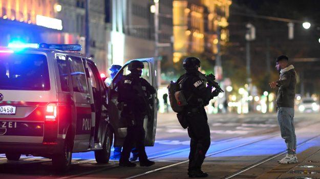 terrorismo, Vienna, Sicilia, Mondo