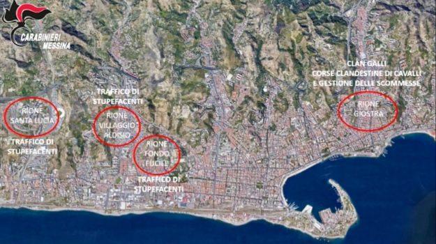 corse clandestine, droga, mafia, Messina, Cronaca