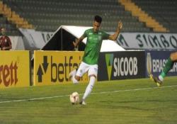 Brasile, segna con un pallonetto da fuori area Un colpo così è pura intuizione. È quello messo a segno da Pablo, calciatore del Guarani, squadra del campionato brasiliano - Dalla Rete