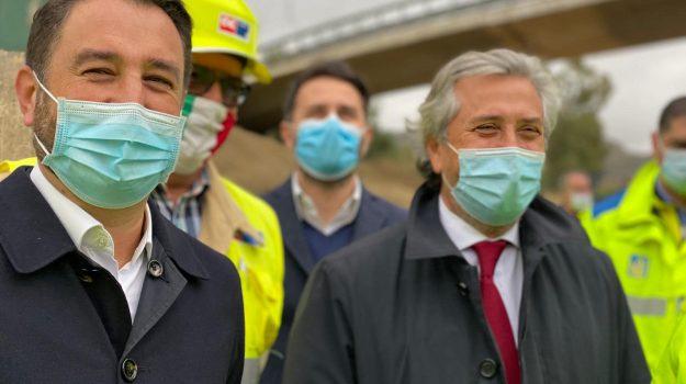 infrastrutture, Giancarlo Cancelleri, Caltanissetta, Politica