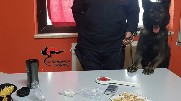 droga, Fabio Aleci, Trapani, Cronaca