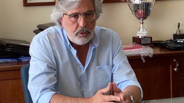 infrastrutture, Carmelo Salamone, Agrigento, Economia