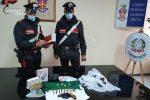 Pistole e cocaina tra la biancheria, arrestato a Siracusa