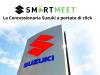 Con Suzuki Smart Meet l'appuntamento si prenota online