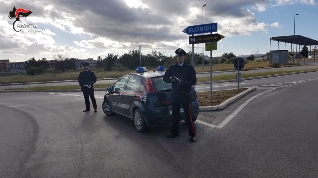furti, Siracusa, Cronaca