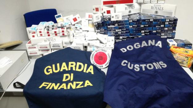 sequestri, sigarette di contrabbando, Palermo, Cronaca