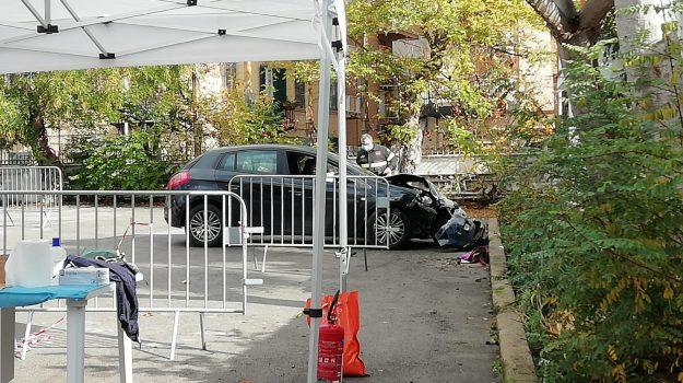 incidente, Palermo, Cronaca