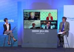 Investire dopo il Covid: quattro ricette per il 2021 Le idee e le previsioni di Amundi, Jp Morgan am, Invesco e Carmignac nella tavola rotonda con i giornalisti del L'Economia del Corriere della Sera - Corriere Tv