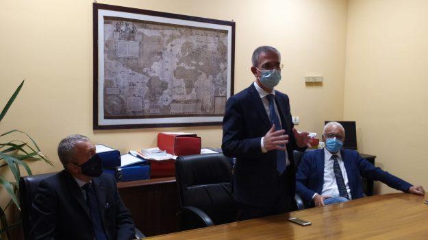 infrastrutture, palermo-agrigento, Marco Falcone, Agrigento, Politica