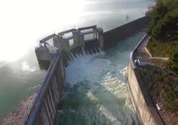 Occhito, la diga collaudata 56 anni dopo la costruzione   - Corriere Tv