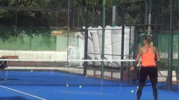coronavirus, padel, Catania, Trapani, Sport