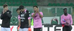 Al Palermo non basta il grande cuore per vincere il derby: il Catania strappa il pari