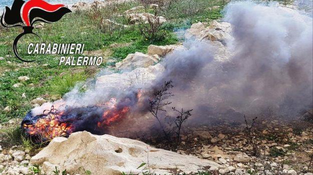 abusivismo, incendi, Palermo, Cronaca