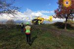 Donna cade lungo un pendio a Randazzo, salvata dal Soccorso alpino