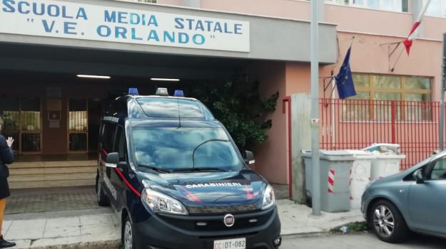 incidente, scuola, Palermo, Cronaca