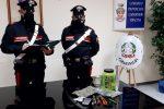 Droga nascosta in un barattolo di proteine, 34enne arrestato a Siracusa