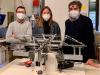 Robot-ragno costruisce strutture di metallo con stampa 3D