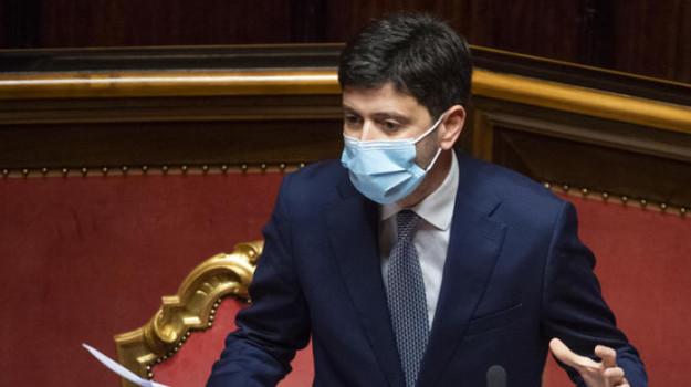 minacce, Roberto Speranza, Enna, Cronaca