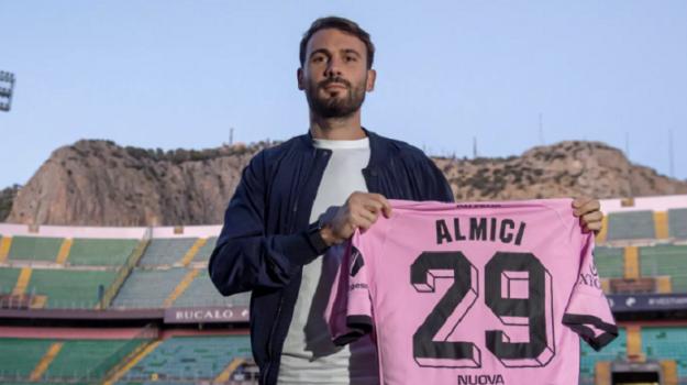 palermo calcio, serie c, Alberto Almici, Palermo, Sport
