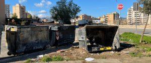 Cassonetti strapieni e rifiuti abbandonati a Palermo: notte di roghi a Falsomiele e villaggio Santa Rosalia