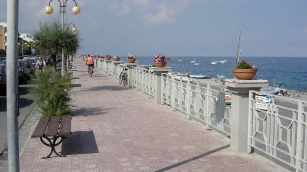 Erosione Costiera, furci siculo, Messina, Cronaca