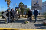 Messina, inaugurata la nuova aiuola di viale Boccetta