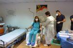 È la caposala del reparto Covid dell'ospedale Umberto I la prima vaccinata a Enna