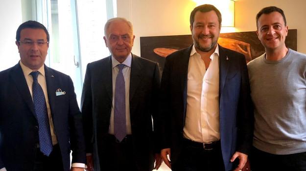 Lega, Sicilia, Politica