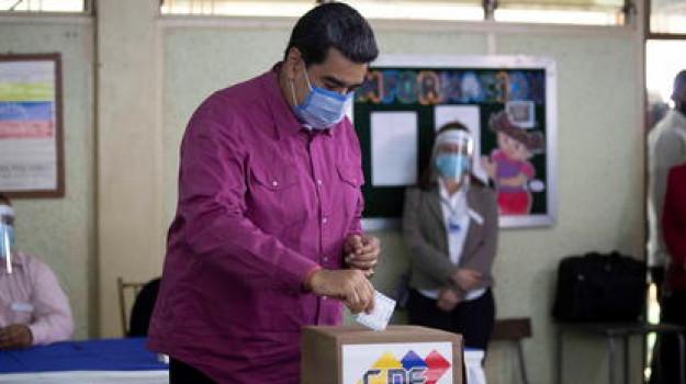 elezioni, Venezuela, Nicolas Maduro, Sicilia, Mondo