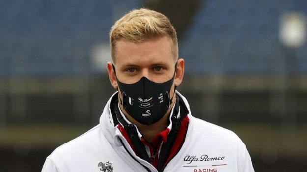 automobilismo, formula 1, Mick Schumacher, Sicilia, Sport