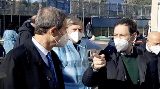 bollettino, coronavirus, vaccino, Nello Musumeci, Ruggero Razza, Sicilia, Politica
