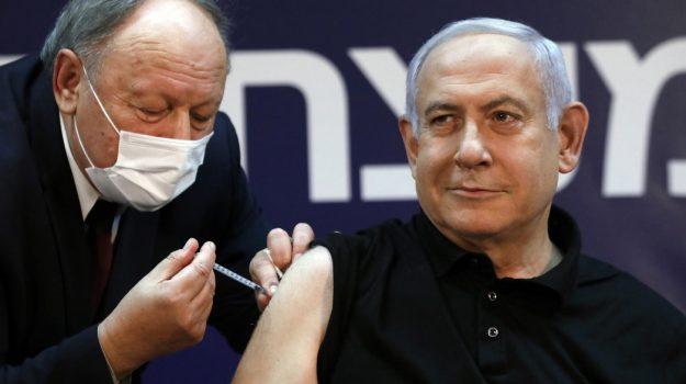 coronavirus, Israele, vaccino, Benyamin Netanyahu, Sicilia, Mondo