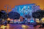 """Natale a Enna, piazza Vittorio Emanuele """"si illumina"""""""