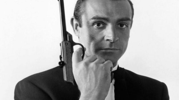 James Bond, Sicilia, Cinema