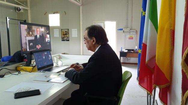 migranti, Leoluca Orlando, Palermo, Politica