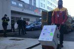 Vaccino, arrivate a Ragusa le prime 5.850 dosi