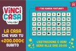 Modica, gioca due euro e vince una casa e un milione