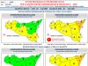 Meteo, ancora maltempo in Sicilia: allerta gialla a Palermo, arancione tra Messina e Catania