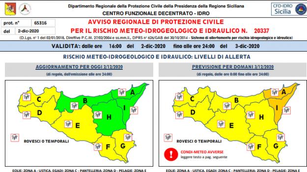 Maltempo, meteo sicilia, previsioni meteo, Sicilia, Meteo