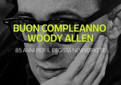 Buon compleanno Woody Allen: 85 anni per il regista newyorkese Ancora in piena attività, ha realizzato finora 50 film - Ansa
