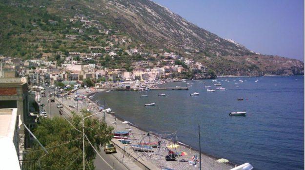 canneto, Erosione Costiera, lipari, Messina, Cronaca