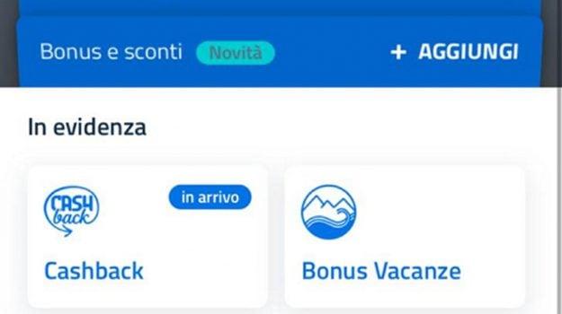 cashback, Sicilia, Economia