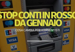 Da gennaio, stop ai conti in rosso: ecco cosa cambia La decisione dell'Autorità bancaria europea - Ansa