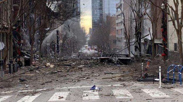 esplosione, Sicilia, Mondo