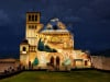 Natale, ad Assisi statua infermiera davanti alla Basilica