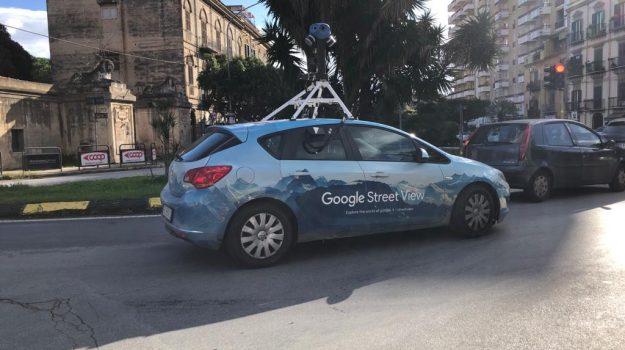 google, Palermo, Cronaca