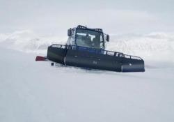 Il battineve a idrogeno Svolta ecologista sulle pista da sci dell'Alto Adige: la Prinoth lancia il primo (al mondo) gatto delle nevi con motore elettrico alimentato a idrogeno  - Corriere Tv
